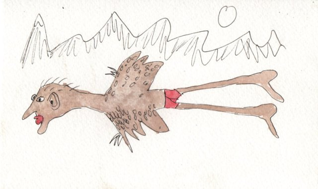 un flying