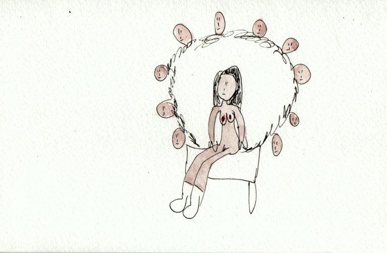 Un girl
