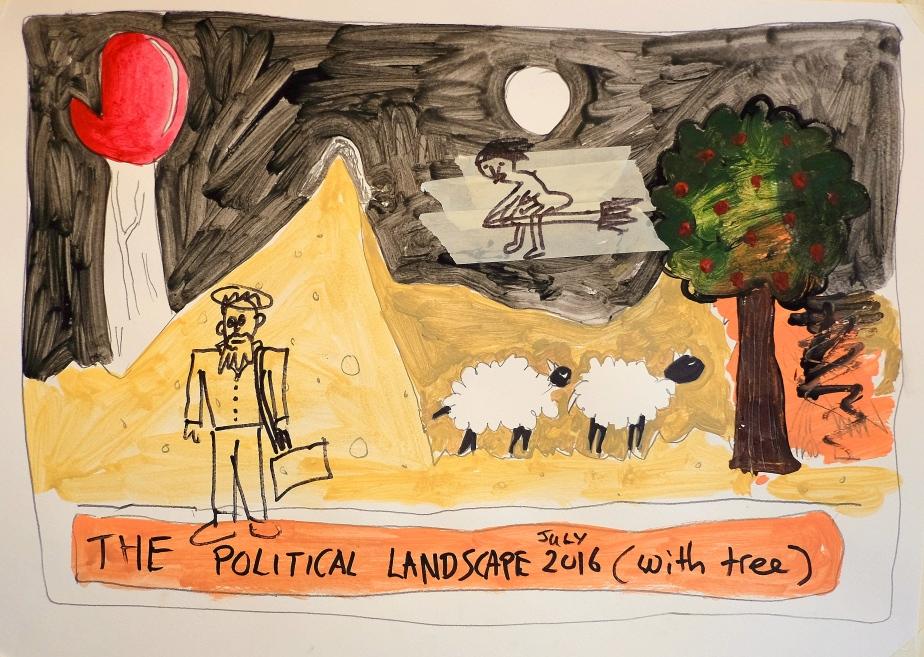 political landscape 2016